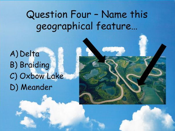 Geography Quiz of the Week KS3