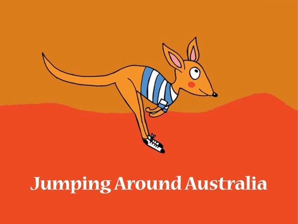 Jumping around Australia! Kick start your project!