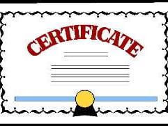 Head of Year - Reward Certificate - Bundle