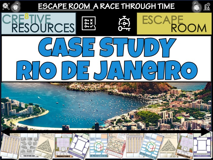 Rio Geography Case study
