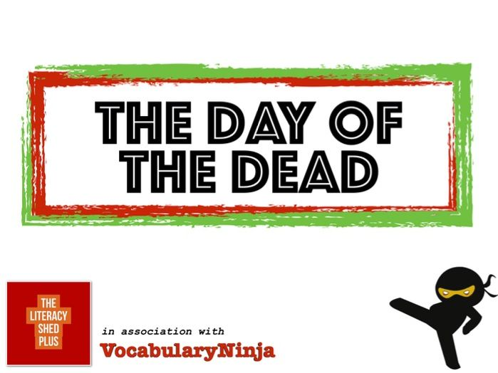 The Day of the Dead Vocabulary Pack