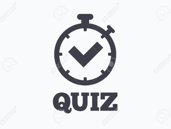 Easy, fun: Geography Quiz - end of term challenege