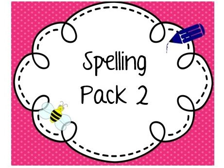 Spelling Pack 2 (apostrophes, homophones, suffixes and more)