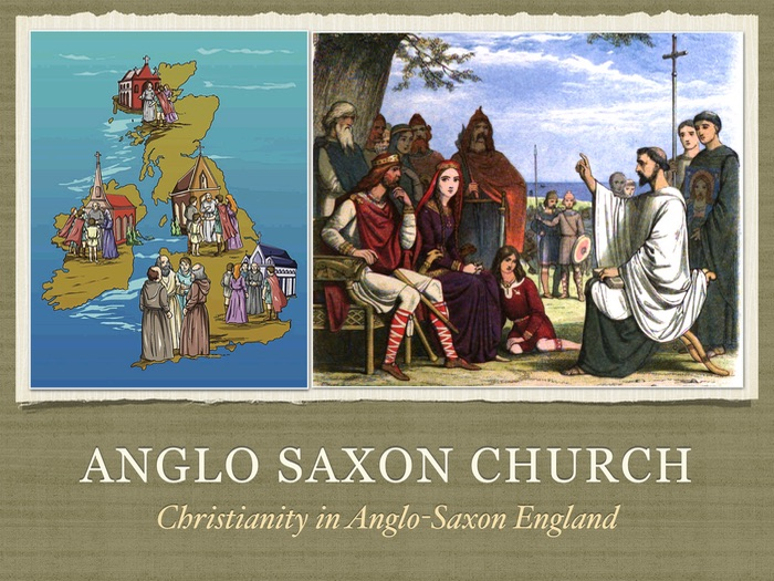 gcse history anglo saxon church by lukaszlucky