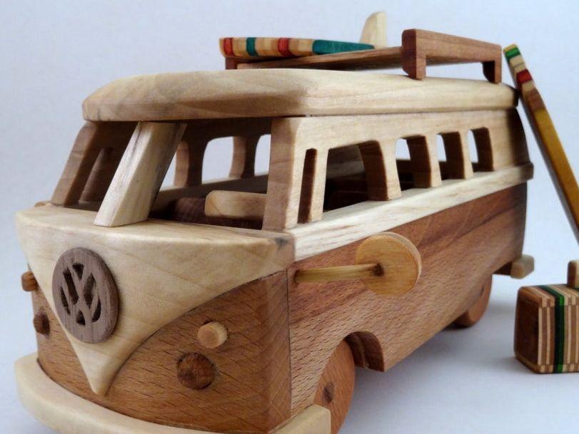 Mock NEA for GSCE Design Technology - Wooden vehicles