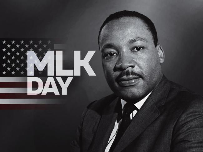 Martin Luther  KIng Day Assembly Powerpoint