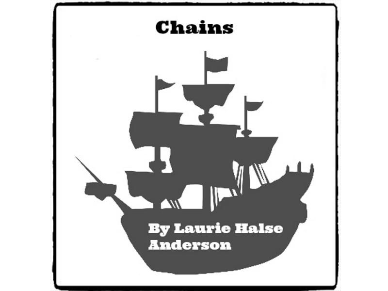 Chains Laurie Halse Anderson Pdf