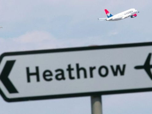 Heathrow - reading comprehension