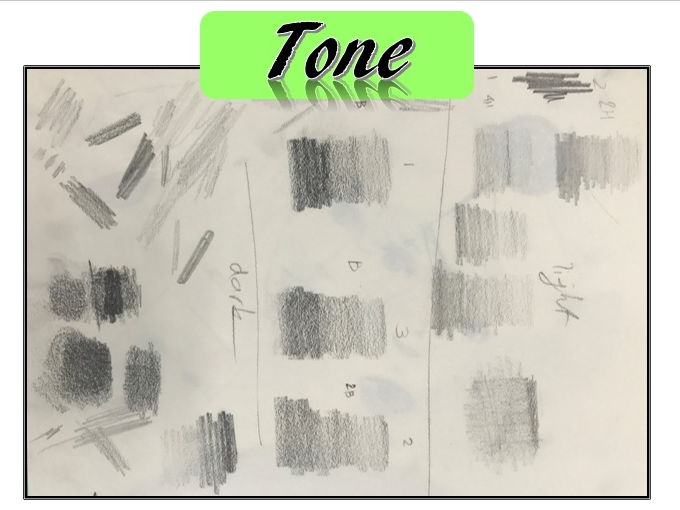Elements of Art_Tone and Form