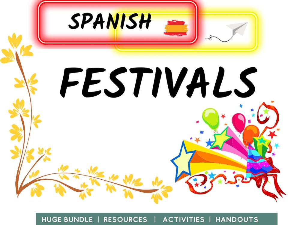 Spanish Festivals Celebrations