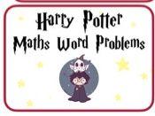 Harry Potter Maths Problems