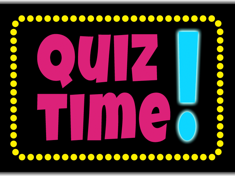 36 Tutor time Quizzes