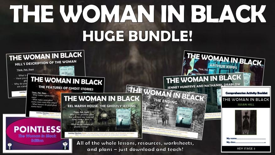 The Woman in Black Huge Bundle!