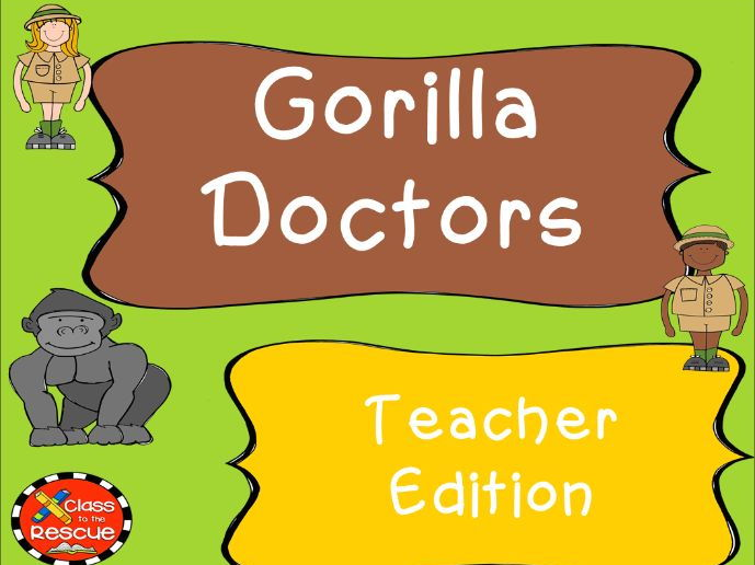 Digital Gorilla Doctors Discussion Questions and Answers
