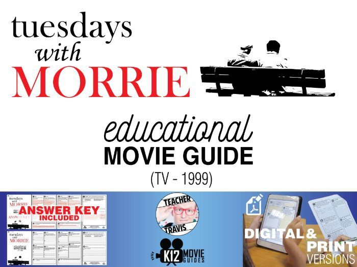 Tuesdays With Morrie Full Pdf