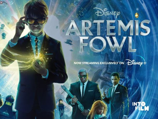 Artemis Fowl: Decoding Your World