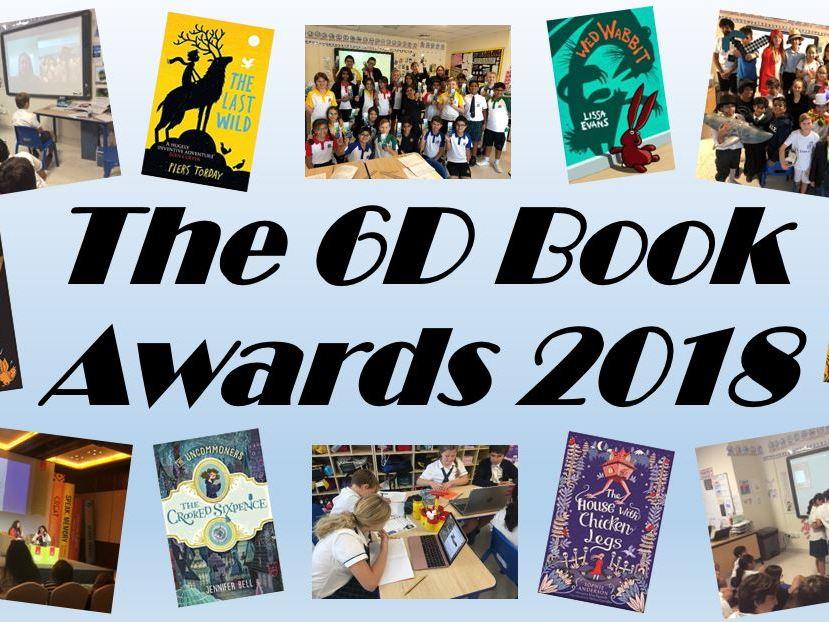 Class Book Awards