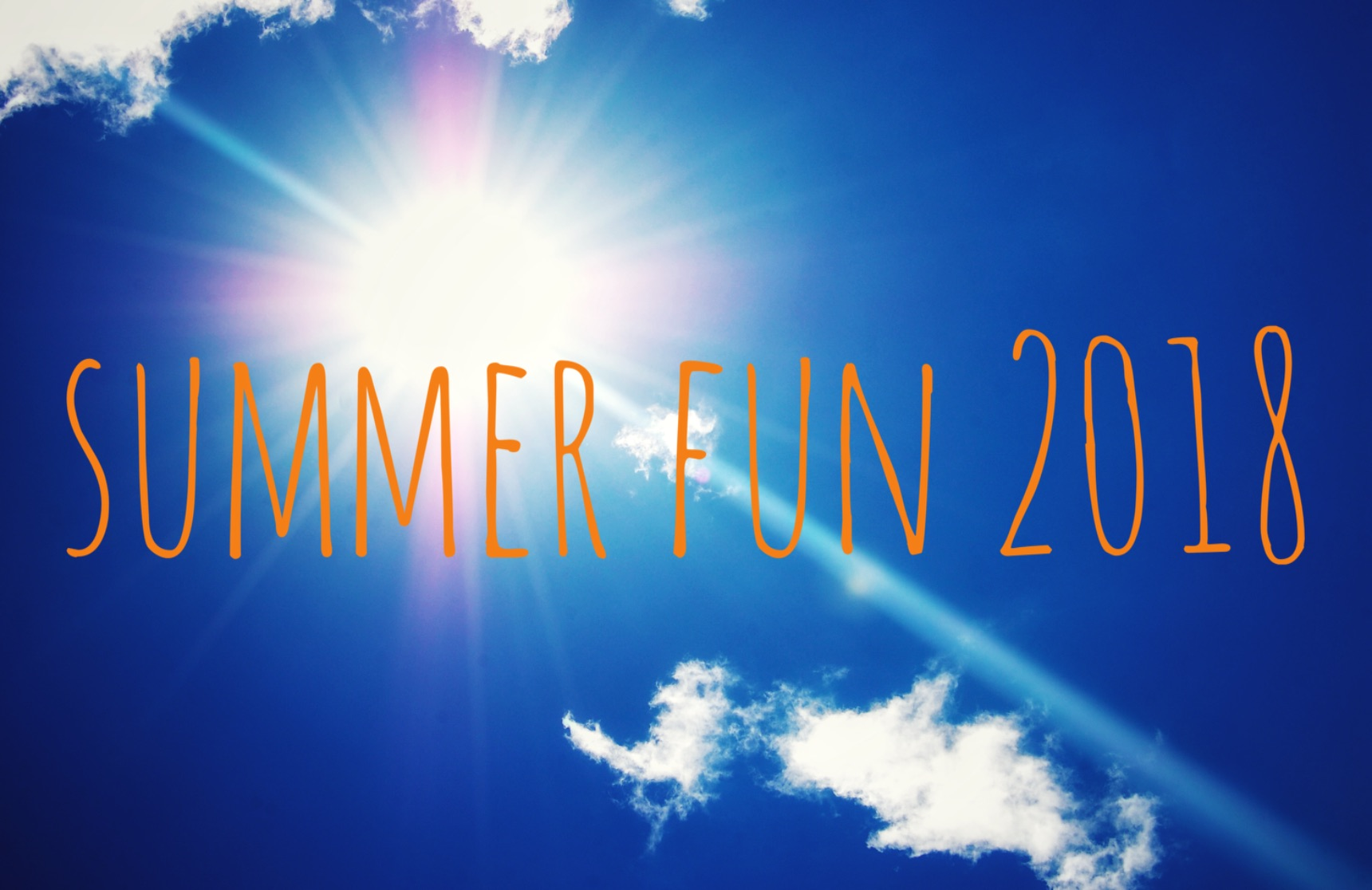 Summer fun activities for Primary School