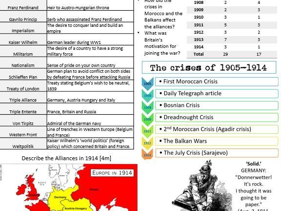 AQA GCSE HISTORY: UNDERSTANDING THE MODERN WORLD: 1-3