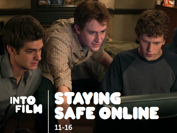 Staying Safe Online - 11-16