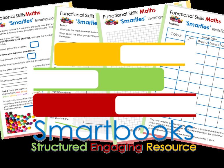 Functional Skills - Maths - Smarties Investigation