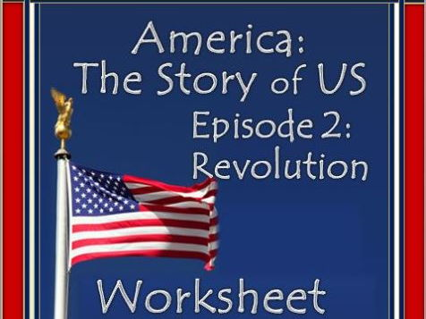 America The Story Of Us Episode 2 Quiz And Worksheet Revolution