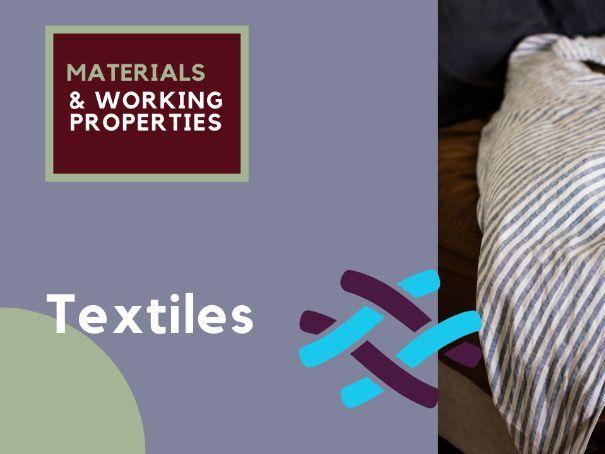 Textiles - PPT GCSE DT
