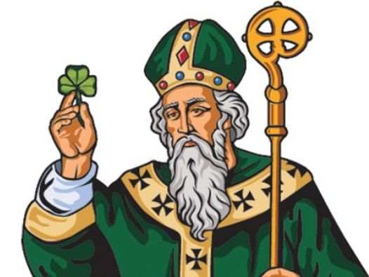 Saint Patrick's Presentation For Assemblies Or R.E Lessons
