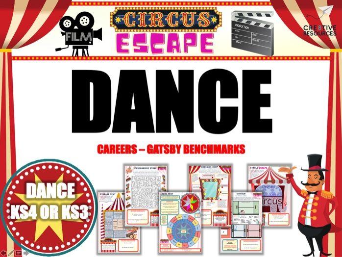Dance End of Term Escape Room