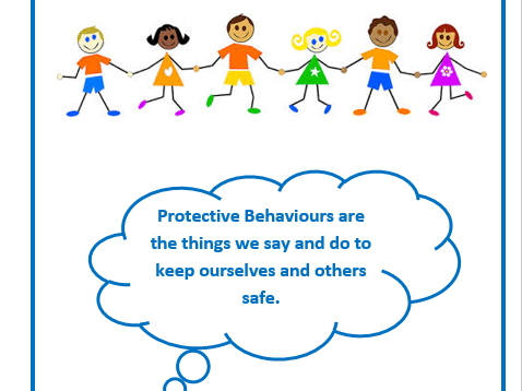 Protective Behaviours Parent/Carer handout and delivery booklet
