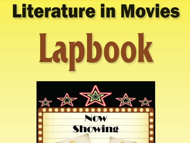Literature in Movies - Lapbook