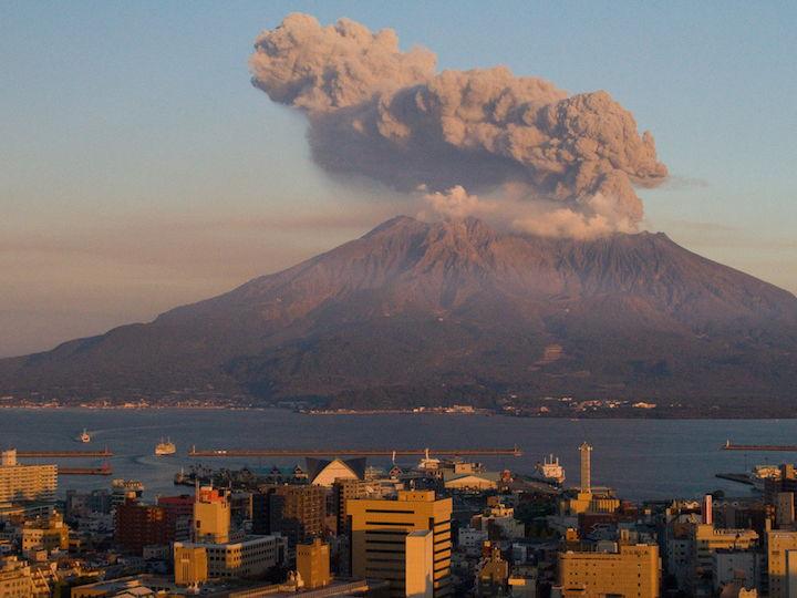 Volcanoes in the developed world - Japan - Geography GCSE 9-1 Edexcel B (Hazardous Earth)