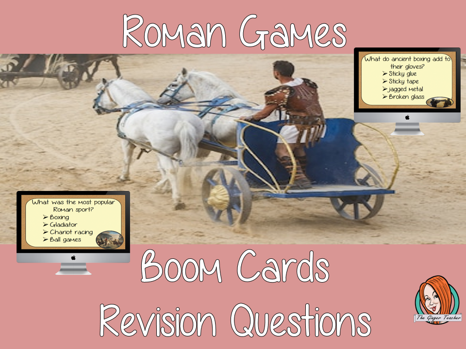 Ancient Roman Games Revision Questions