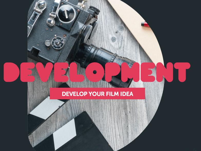 Development 1: Develop Your Film Idea