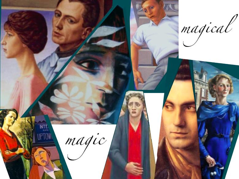 Magical Real ~ Art History ~ Magic Real ~ Art ~ Painting ~ 181 Slides