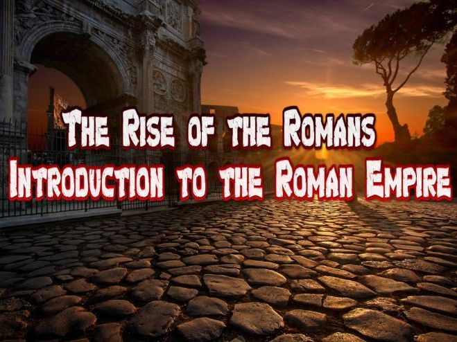 The Romans For Kids Audiobook & Activity