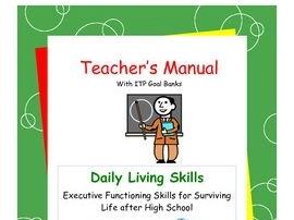 DLS Teacher's Manual - Daily Living Skills