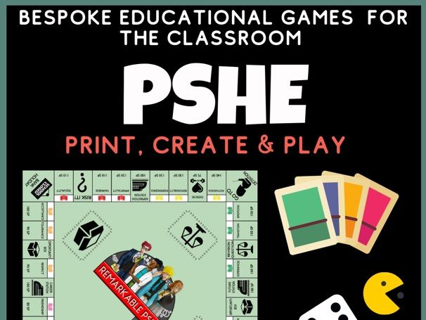 PSHE End of Term Game