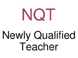 X2 Successful NQT Applications- Personal Statements
