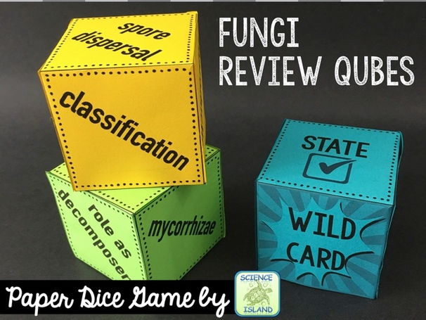 Fungi Review Qubes