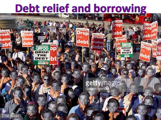 KS3 Development - Borrowing and Debt Relief