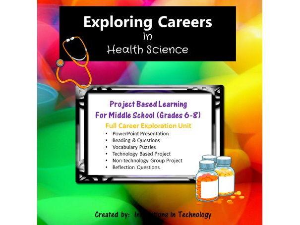 Exploring Careers:  Health Science