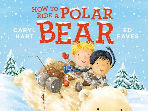 How to Ride a Polar Bear - Caryl Hart & Ed Eaves - Arctic Maze