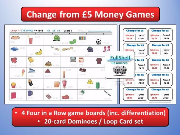 Drawing Lines To Nearest Cm : £ money games by fullshelf teaching resources tes