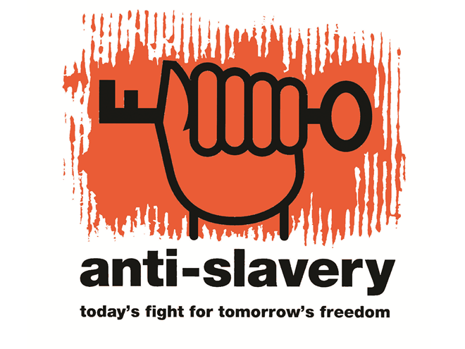 HUGE Anti-Slavery Presentation