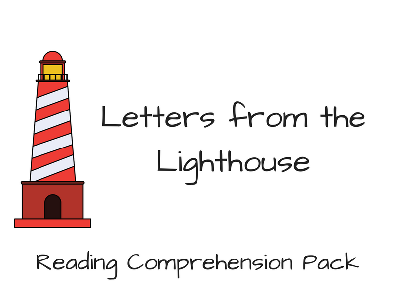 Letters from the Lighthouse - Reading Comprehension
