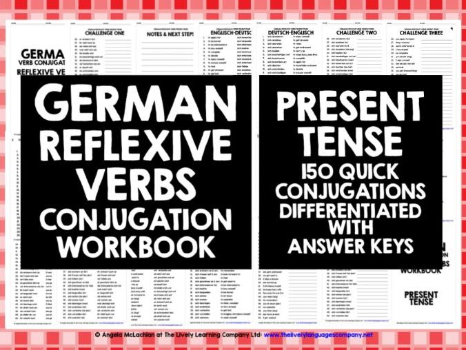 GERMAN REFLEXIVE VERBS 1