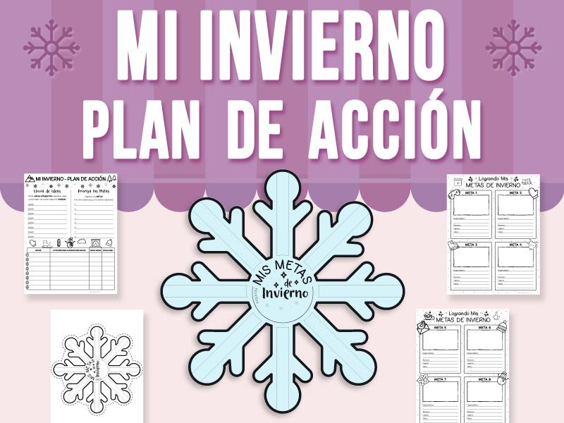 Mi Invierno - Plan de Acción (SPANISH VERSION)