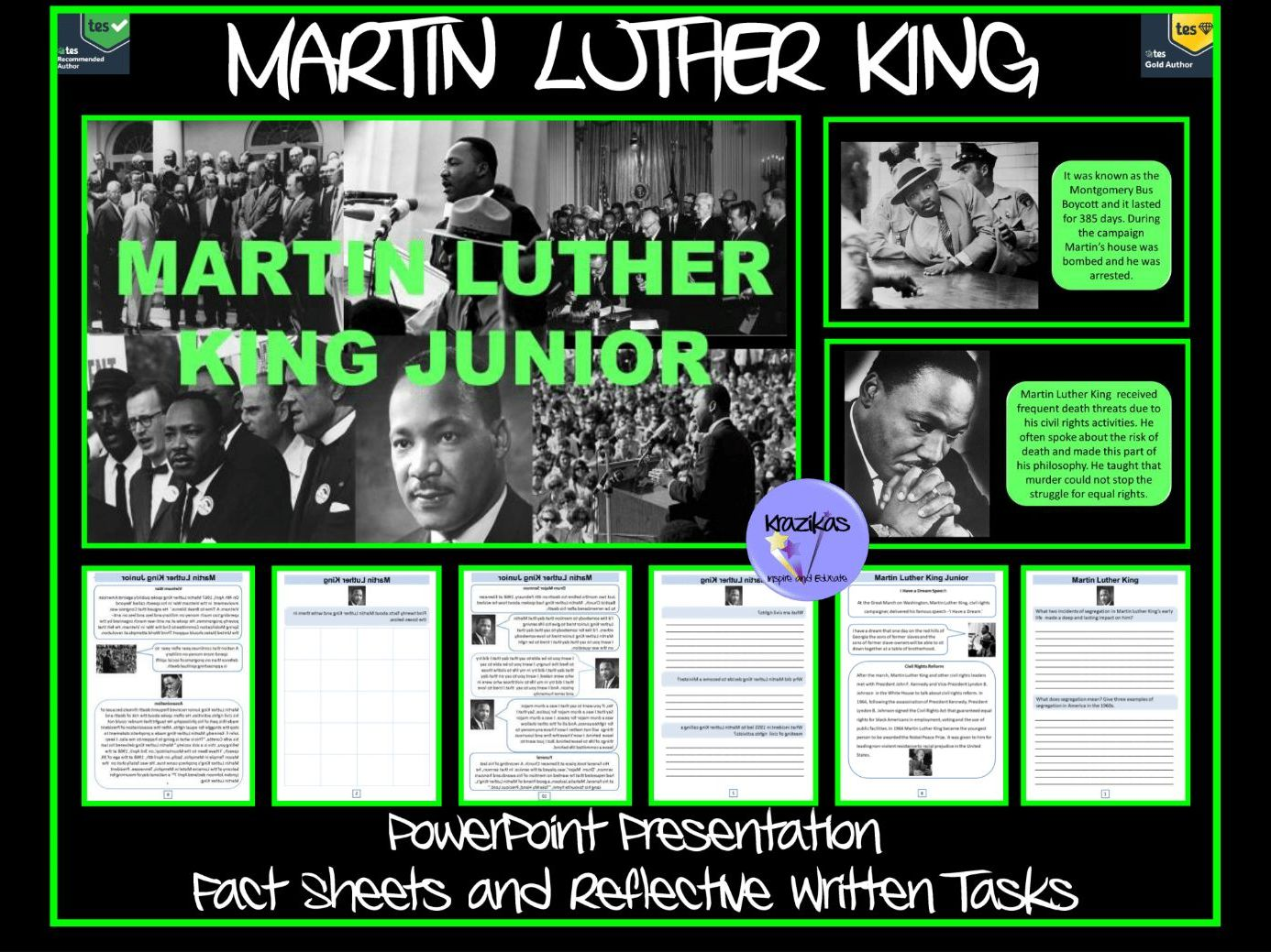 Martin Luther King Bundle
