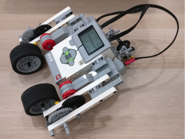 Advanced EV3 Mindstorms: Sports S1 - Racer